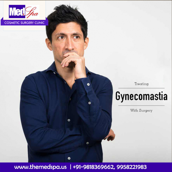 Symptoms That Help People Recognize The Gynecomastia Right Away!