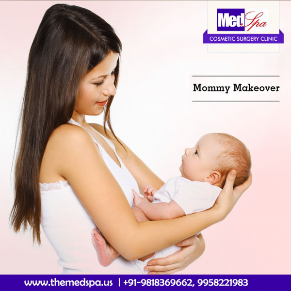 The Various Processes Involved In the Mommy Makeover Surgery!